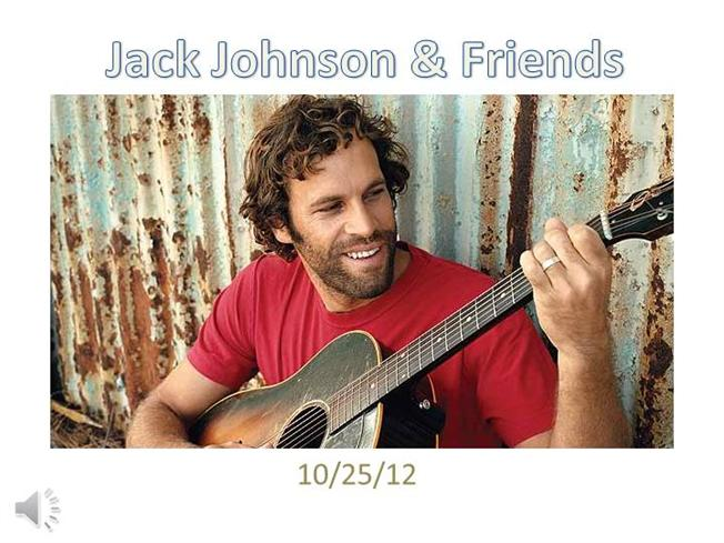 jack johnson upside down gitarre
