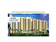 Upcoming Projects Of Dwarka Expressway @ 7503574944