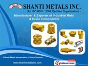 Earthing Accessories by Shanti Metals Incorporation, Jamnagar
