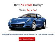 Can You Get An Auto Loan With No Credit