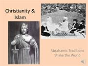HIS 101 Christianity & Islam Recording (Fall 2012)