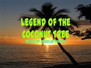 Legend of the coconut tree