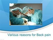 Recovery phase of spinal cord surgery