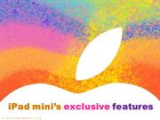 Why should you buy iPad mini?