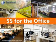 5S for the Office by Allan Ung, Operational Excellence Consulting