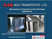 Heat Exchanger by AAB Heat Transfer Pvt. Ltd., Faridabad