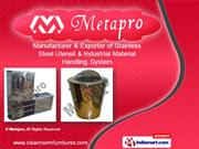 Clean Room Equipment by Metapro, Pune