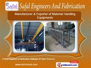 Jib cranes by Safal Engineers & Fabrication, Kolhapur, Kolhapur