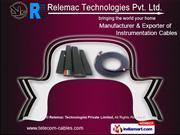 Wires and Cables by Relemac Technologies Private Limited, New Delhi
