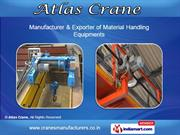 Hoist Cranes by Atlas-Crane Private Ltd, Chennai