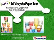 Juice & Shake Paper Cups by Sri Vinayaka Paper Tech, Bengaluru