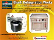 Ice Cube Machine by Bharti Refrigeration Works, New Delhi