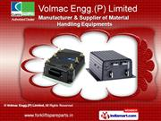 Battery Charger by Volmac Engg.(P) Limited, New Delhi