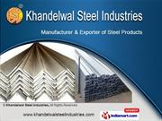 Rectangular Metal Bars by Khandelwal Steel Industries, Ahmedabad