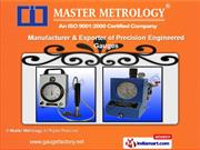 Multi Gauging Systems by Master Metrology, Pune