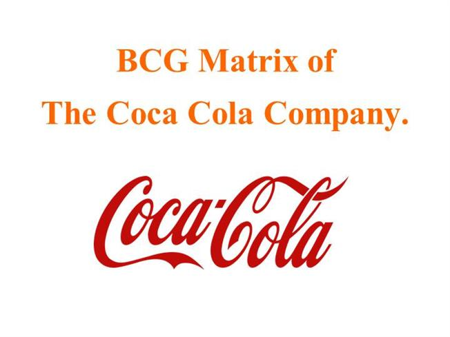 comparative analysis on coco cola and Answer to comparative analysis case the coca-cola company and pepsico, inc instructions go to the book's companion website and us.