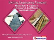 Stacker Conveyor by Sterling Engineering Company, Anand, Anand
