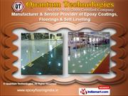 Concrete Polishing by Quantum Technologies, Faridabad