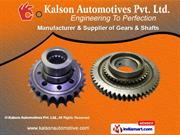 Automotive Gears by Kalson Automotives Pvt. Ltd., Faridabad