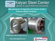 Ball Valves by Kalyan Steel Center, Mumbai