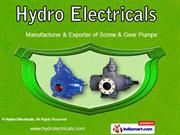 Gear Pump by Hydro Electricals, New Delhi