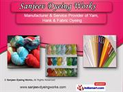 Polyester Cotton Blend Fabric by Sanjeev Dyeing Works, Ludhiana