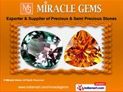 Gem Stones by Miracle Gems, Mumbai