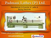 Light Duty Lathe Machine by Padmani Lathes (P) Ltd, Ludhiana