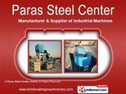 Ball Mill Mixer by Paras Steel Center, Indore, Indore