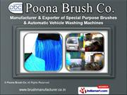 Domestic Purpose Brushes by Poona Brush Co., Pune