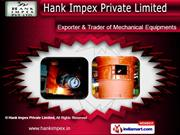 Cutting Tools by Hank Impex Private Limited, Mumbai