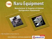 Two Burner Gas Range by Naru Equipment, Mumbai