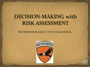 Decision-Making Risk Assessment