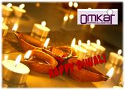omkar diwali greeting