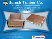 Wooden Pallets by Suresh Timber Co., Vadodara