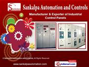 LT Panels by Sankalpa Automation and Controls, Pune