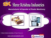 Jute Lamination Plant by Shree Krishna Industries, Ahmedabad