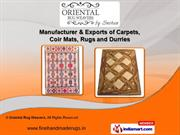 Oriental Rug Weavers Rajasthan India