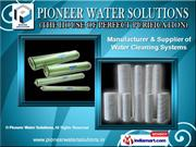 Ultra Violet Disinfection Units by Pioneer Water Solutions, Chennai