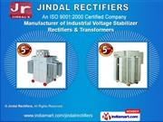 Industrial Transformers by Jindal Rectifiers, Faridabad