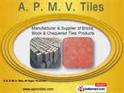 Chequered Tiles by A. P. M. V. Tiles, Ghaziabad
