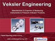 Level Indicators by Veksler Engineering, New Delhi