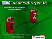 Multi Print by Candour Machinery Pvt. Ltd., Ahmedabad