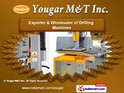 Small Hole Drilling Machine by Yougar M&T Inc., Gyeongju-Si