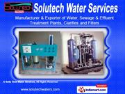 Packaged Drinking Water Plant by Solu Tech Water Services, Pune