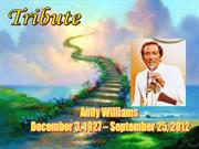 ANDY  WILLIAMS  ( TRIBUTE )