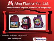 Executives Bags by Abiq Plastics Private Limited, Chennai