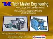 Pea & Seal Machines by Tech Master Engineering, Vadodara