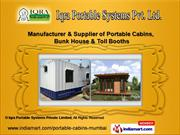 Portable Cabins by Iqra Portable Systems Pvt. Ltd., Navi Mumbai