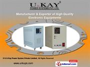 Home Inverters by U & Kay Power System Private Limited, Pune